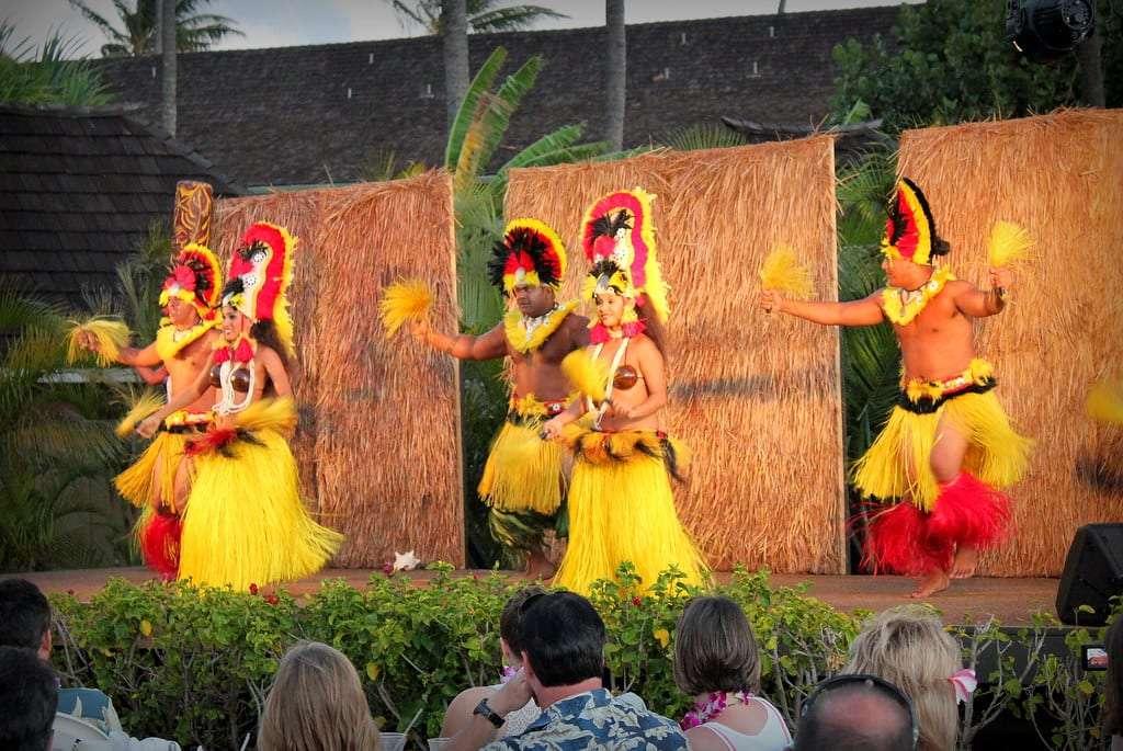 The best luau in Maui