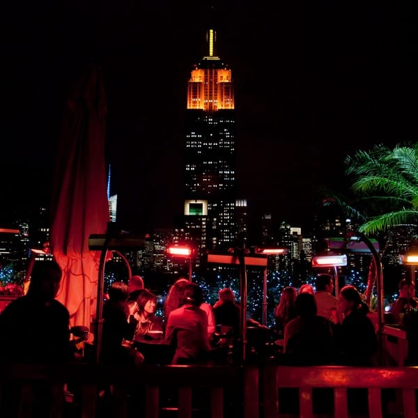 Rooftop lounge nyc