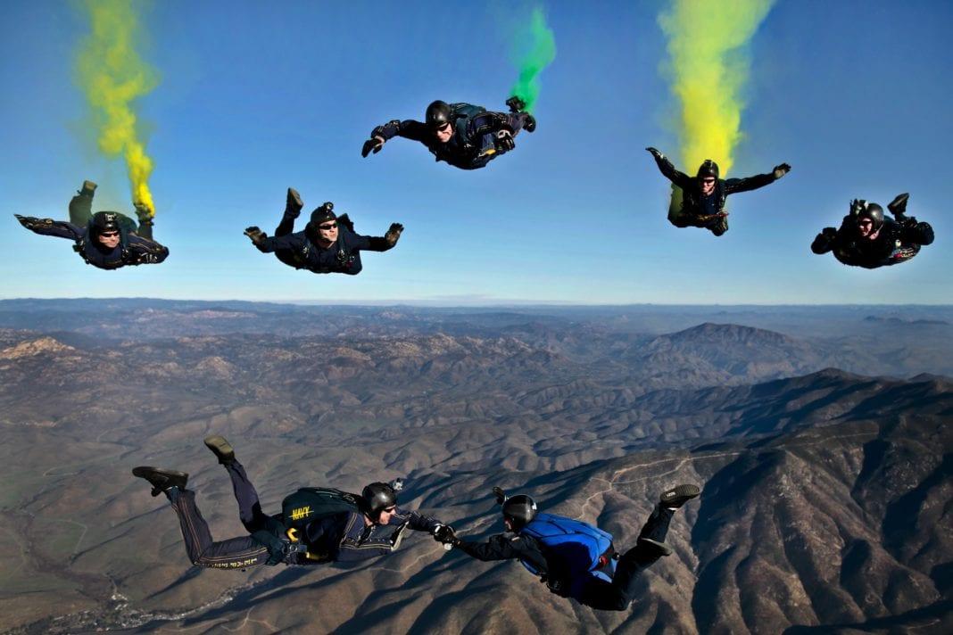 skydiving in colorado