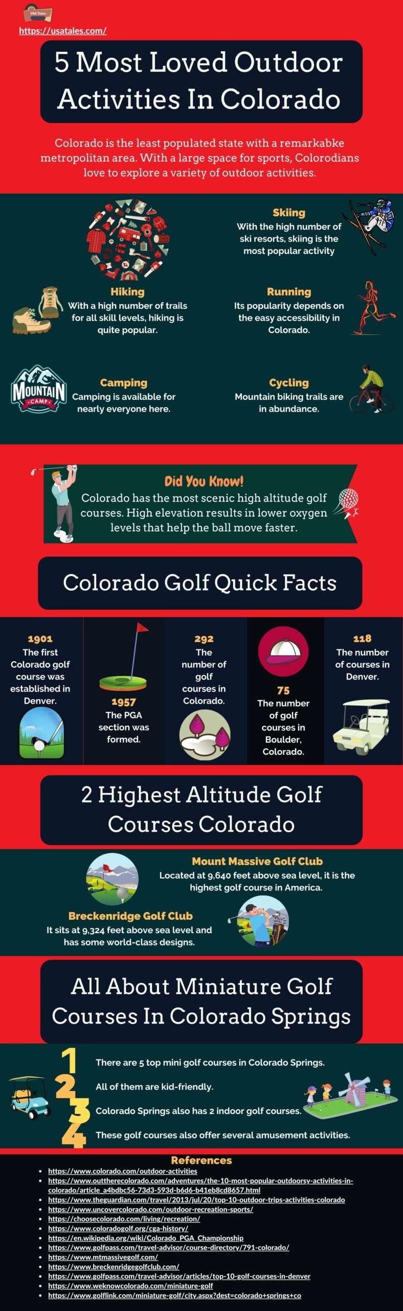 5 Most Loved Outdoor Activities In Colorado