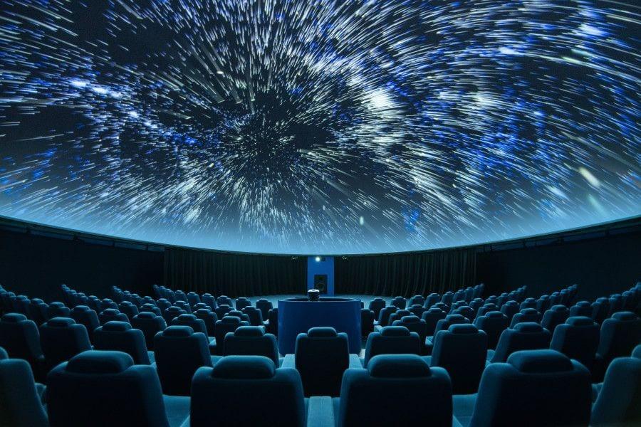 Planetariums in Michigan