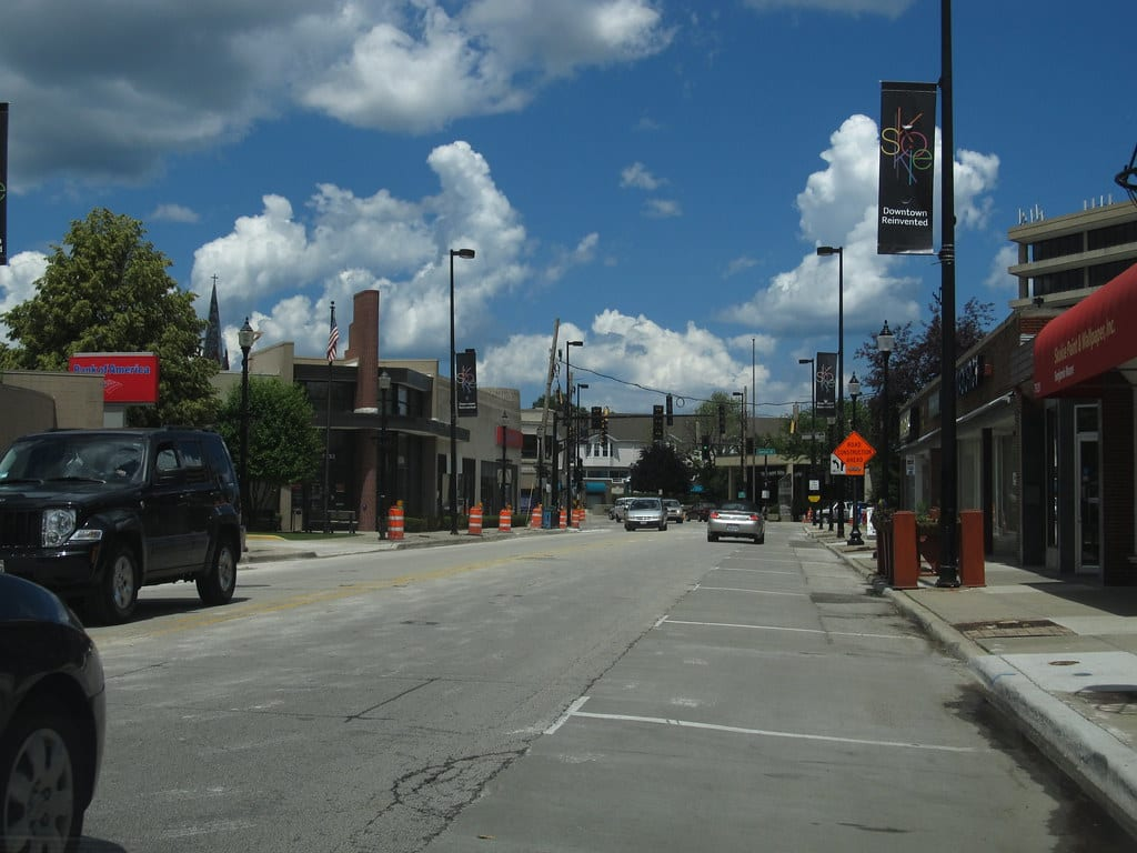 Northwest Suburbs Of Chicago
