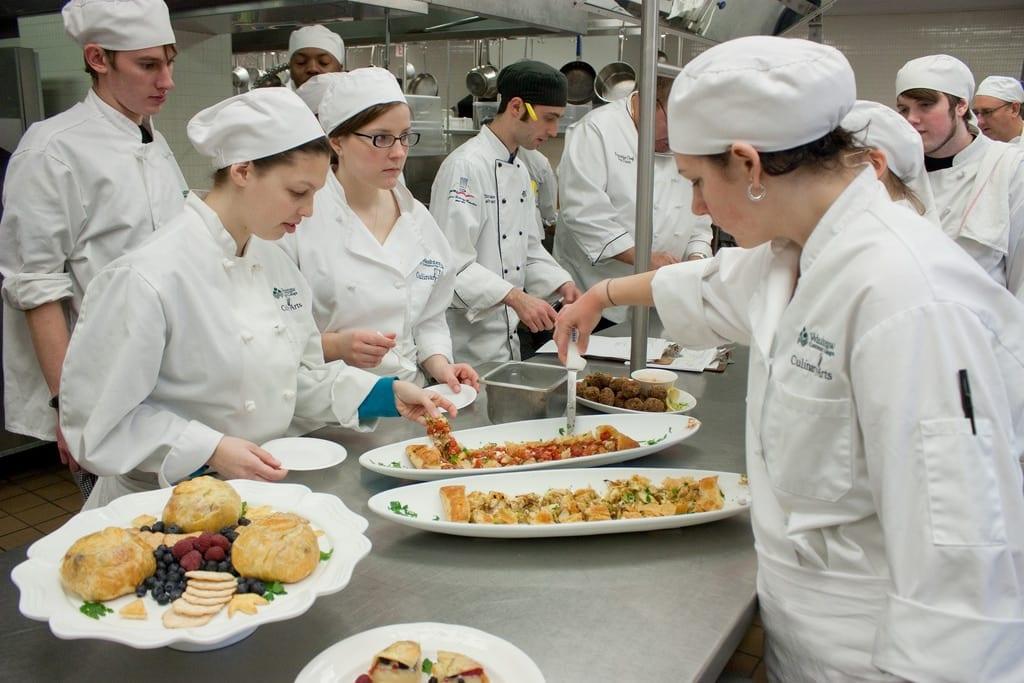 culinary schools in Michigan