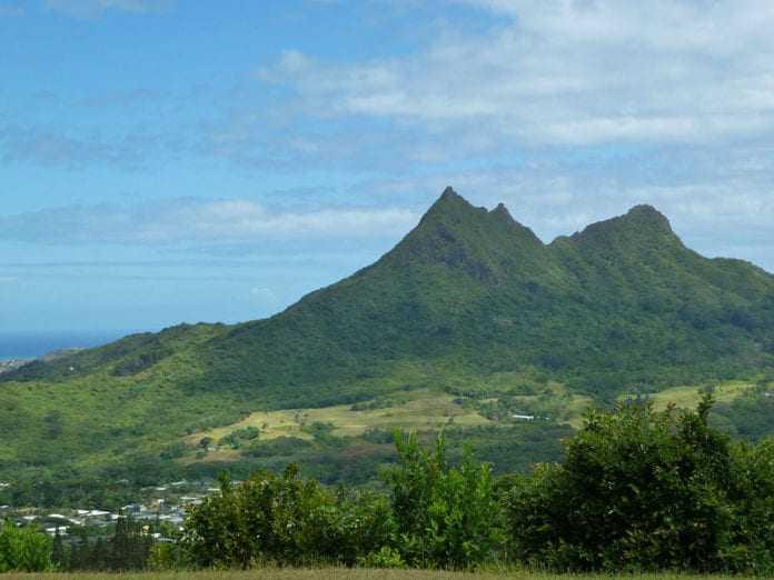 Oahu, Hawaiian Island