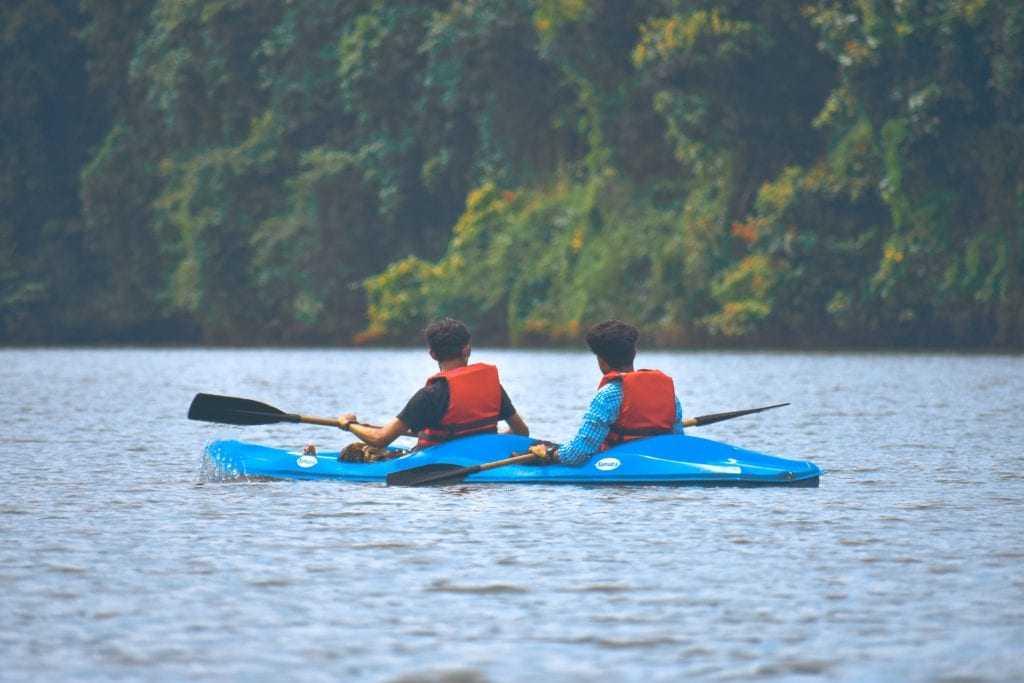 Kayaking in Alabama